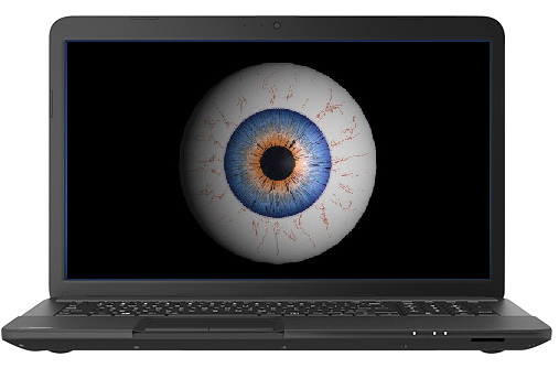 Long Hours at a Computer Can Change Users Eyes