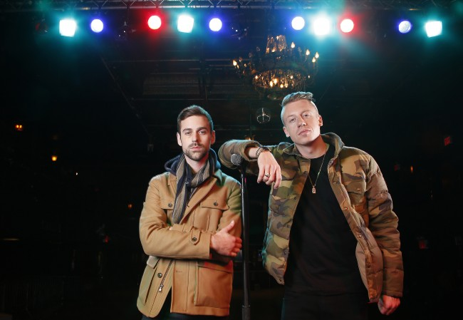 Jimmy Fallon, Macklemore