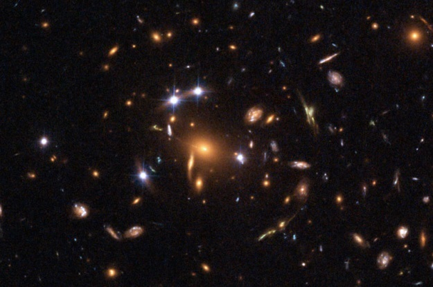 Massive Set of Triple Black Holes Discovered by Astronomers