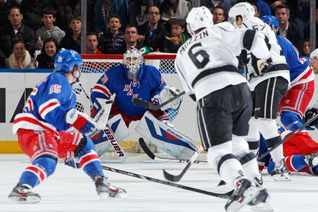 New York Rangers Need a Little Help From the Hockey Gods – NHL Daily