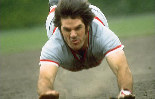 Pete Rose Still MLB Enemy Number One