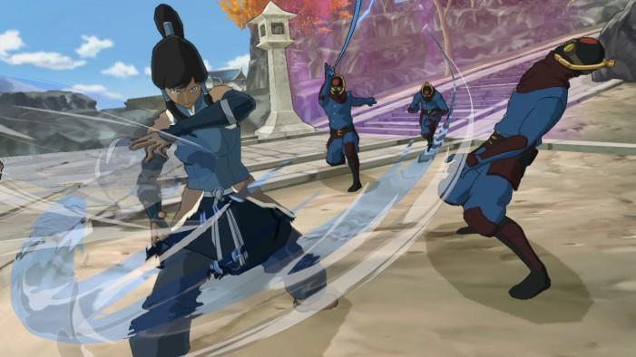 Platinum Games Is Working on a Legend of Korra Game