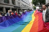Pride Parade in London England Amassed Record Crowd
