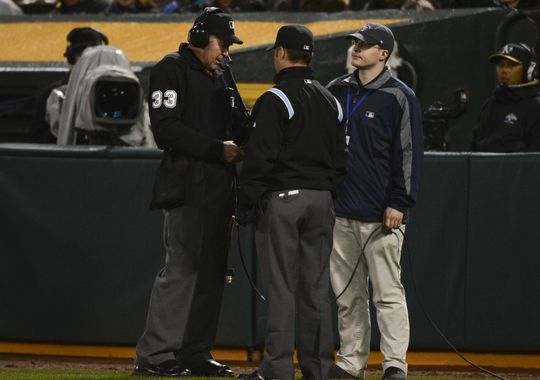 Reaffirmed Call Reaffirms Holes in MLB Instant Replay