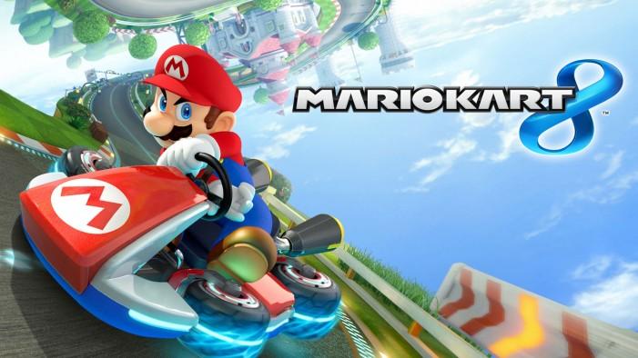 Sales for Mario Kart 8 Sky-Rocket