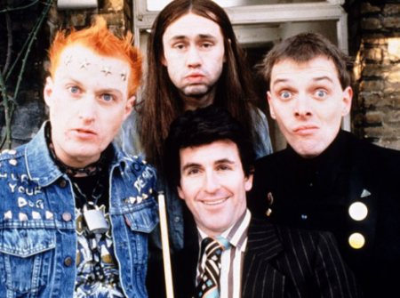 Rik Mayall English Comic Genius Dead at 56