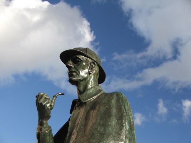Sherlock Holmes Arthur Conan Doyle