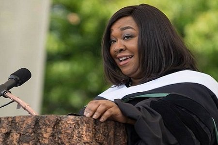 Shonda Rhimes Renders a 'Scandal-Less' Commencement Speech [Video]