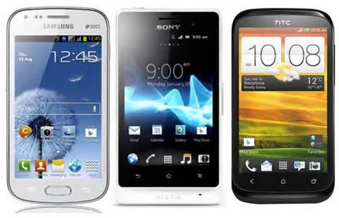 Smartphones nomophobia phobia