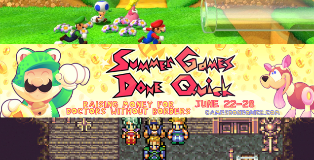 Bonus Stream Summer Games Done Quick 2014