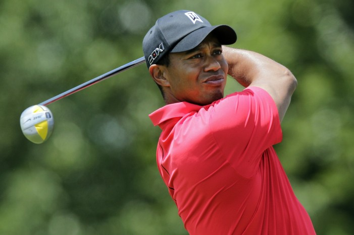 Tiger Woods to Return Next Week for His Foundation Tourney: Golf Shots