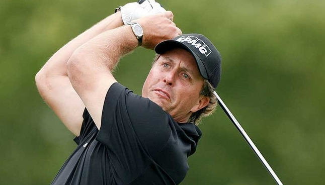 US Open Championship Another Disappointment for Phil Mickelson: Golf Shots