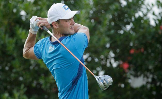 US Open Championship First Round Leader Is Martin Kaymer: Golf Shots