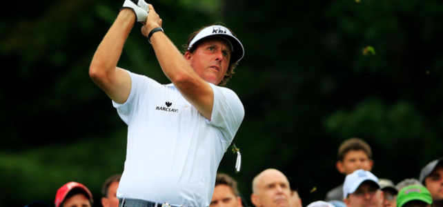 US Open Championship a Big One for Phil Mickelson: Golf Shots