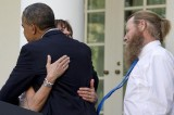U.S. Army Sergeant Bergdahl Freed