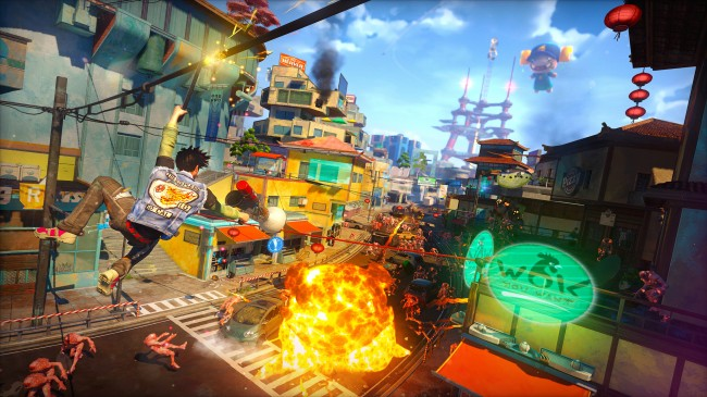 Xbox One Exclusive Sunset Overdrive Will Allow Player to be Female Character