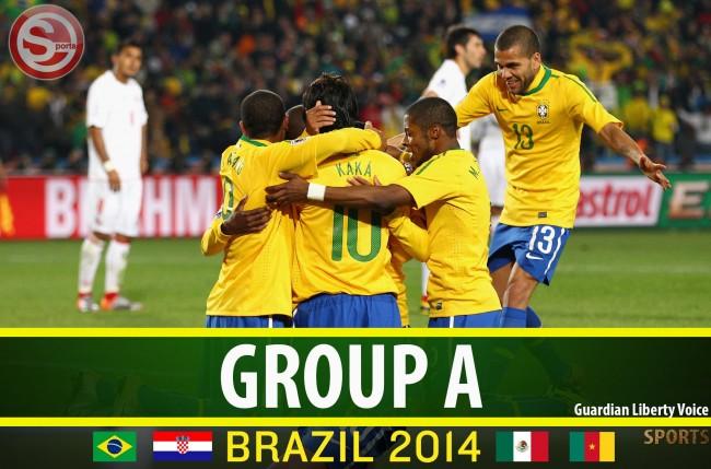 Croatia Cameroon