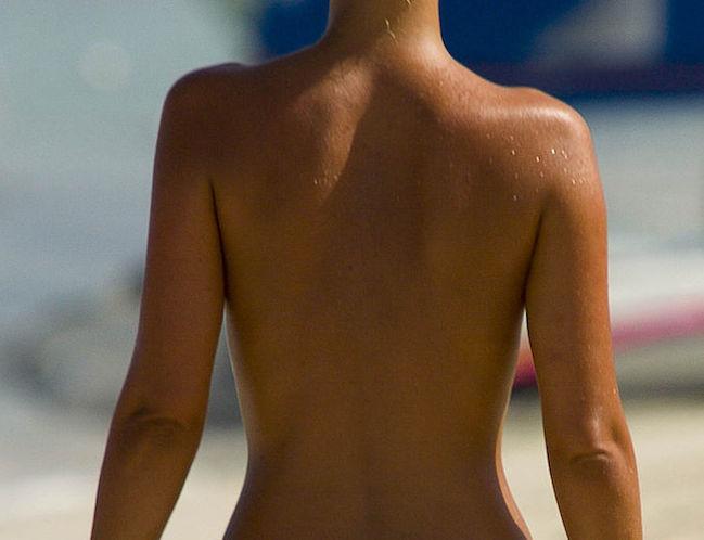 Sun Tanning an Addiction like Heroin