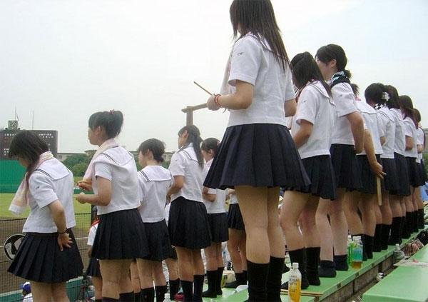 School Girl Cum Swallow