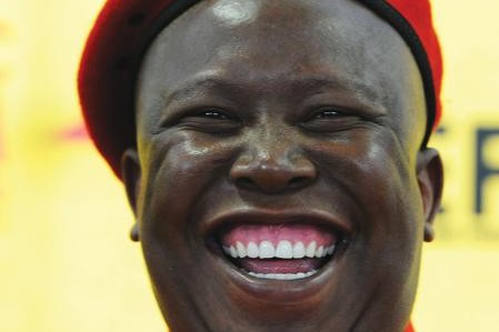 Julius Malema Shows No Sympathy for President Zuma