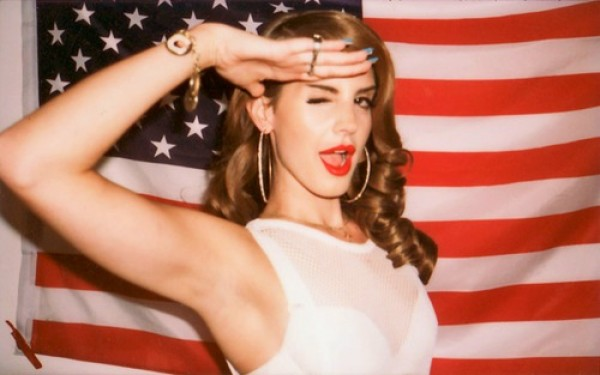 Lana Del Rey Represents a New Brand of the American Dream
