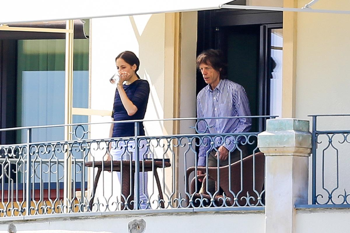 Pictures of melanie hamrick mick jagger s new girlfriend 43 years - Mick Jagger Melanie Hamrick Spotted Together At Los Angeles