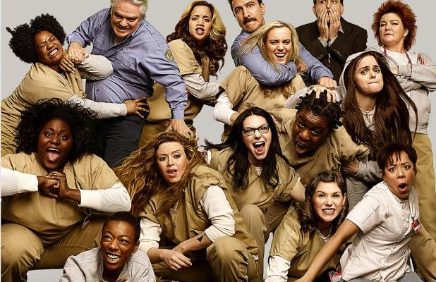 Netflix Series 'Orange Is the New Black' Takes Over Social Media