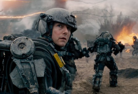 Edge of Tomorrow a Video Game Movie Sans Video Game