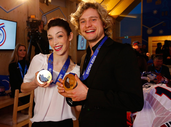 Olympic Gold Medalist Charlie White Announces His Engagement