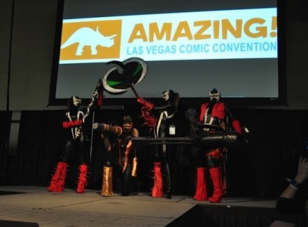 Amazing Las Vegas Comic Con Lessons Learned and People Met