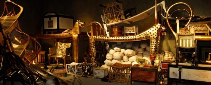 King Tut Exhibit Recreates Ancient Tomb at Union Station Kansas City