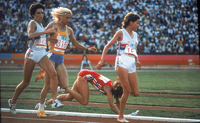 Veteran Marathon Runner Zola Budd Stripped of Comrades Title