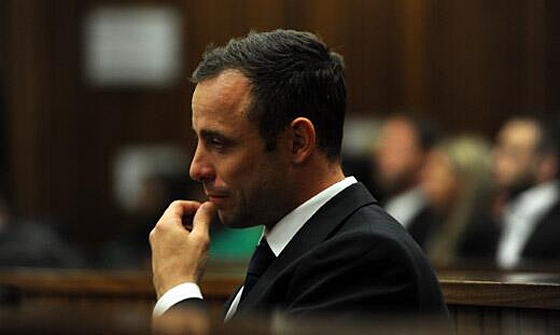 Oscar Pistorius Intended to Shoot the Person Behind His Toilet Door, Prof