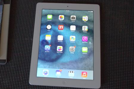 iPad Tablets Running on Empty