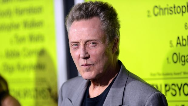 Christopher Walken Cast as Captain Hook in Peter Pan Live on NBC