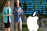 Apple and IBM Join Forces to Produce Mobile Products