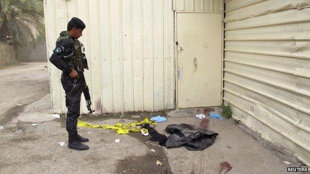 Baghdad: Iraqi Militants Ambush Apartment Building Killing Over 20 Women