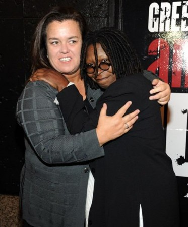 The View: Rosie O'Donnell Signed to Co-host With Whoopi Goldberg