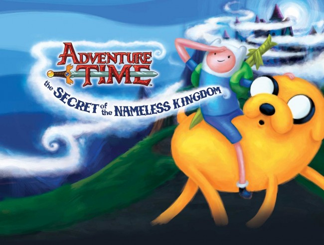 New Adventure Time Game in Works for 3DS and Xbox 360/PlayStation 3