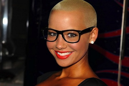 Amber Rose Happy She Escaped Former Love Kanye West [Video]