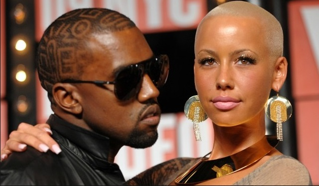 amber rose happy she escaped former love kanye west video