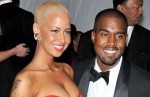 Amber Rose Happy She Escaped Former Love Kanye West