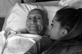 Ariana Grande Says Goodbye to Her Grandfather