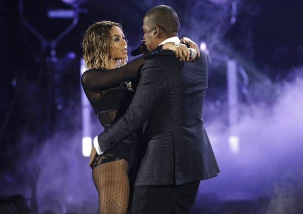 Beyoncé jay z