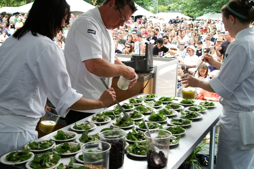 Food Festival Bite of Oregon Prepares to Wow Gourmands