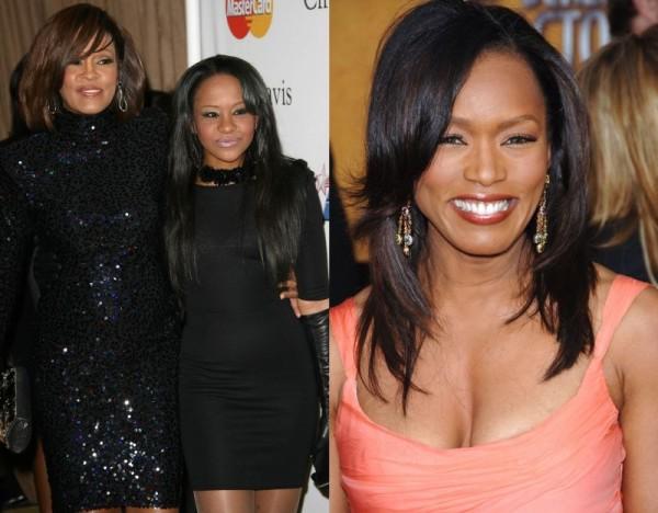 Bobbi Kristina Blasts Angela Bassett Over Whitney Houston Movie