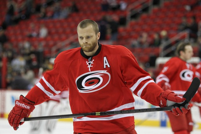 Carolina Hurricanes NHL Daily