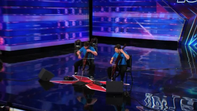 America s Got Talent Dariel and Emil