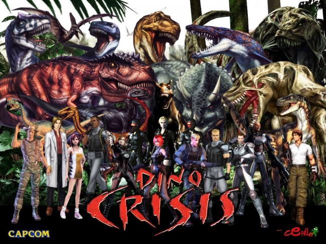 Capcom Dino Crisis needs reboot