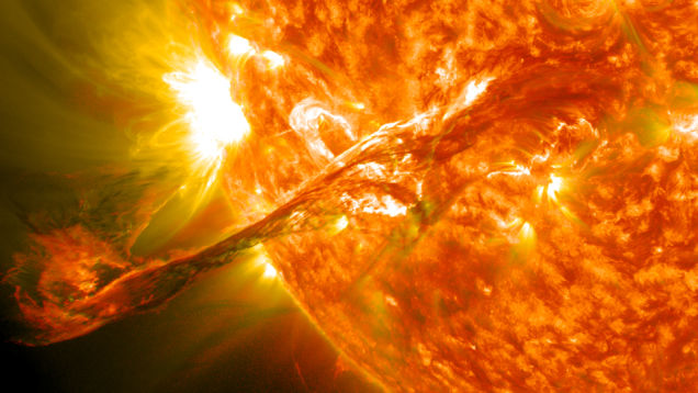 Earth Almost Hit By Solar Storm That Would Have Thown Planet Into Catastrophe